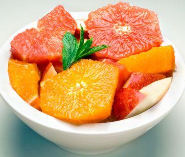Ginger Citrus Salad #HealthyRecipe #LYFEKitchen #EATGood #FEELGood #Citrus