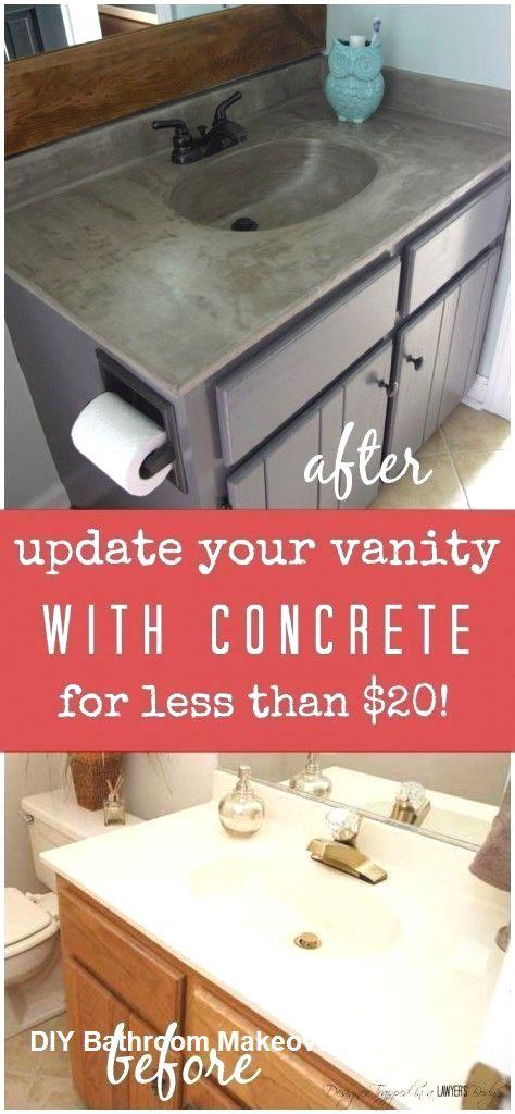 Cheap Diy Bathroom Makeover Ideas In 2020 Diy Kitchen Renovation Diy Bathroom Makeover Kitchen Diy Makeover