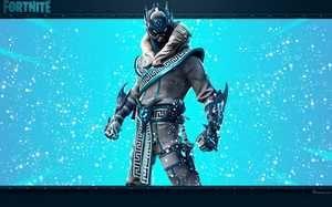 Fortnite Battle Royale Fonds D Ecran Ninja Du Froid Snowfoot Battle Royale Fond Ecran Fortnite