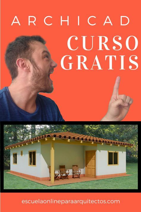 Curso De Archicad Gratis Online Con Enfoque Bim Principiantes Cursillo Ejercicios Tutoriales
