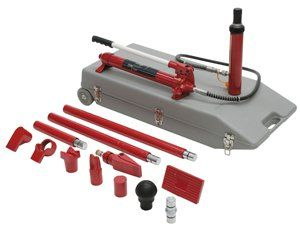 Sunex 4910a 10ton Portajack Kit See This Great Product This Is An Affiliate Link Carjackkit Car Jack Trailer Accessories Tool Storage