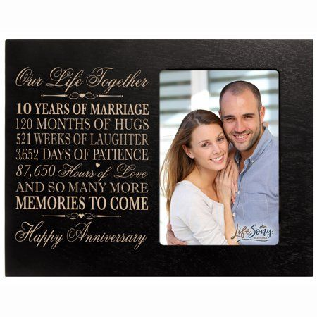 Home 10th Anniversary Gifts Engraved Wedding Gifts Engraved Picture Frames
