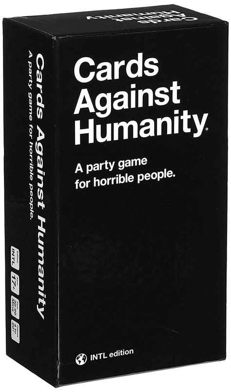 Cards Against Humanity International Edition - Kaartspel. Cards Against Humanity is a party game for horrible people. Unlike most of the party games. Happy Birthday, 17th Birthday, Birthday Wishes, Birthday List, Gary Larson, Anne Taintor, Retro Humor, Family Game Night, Family Games