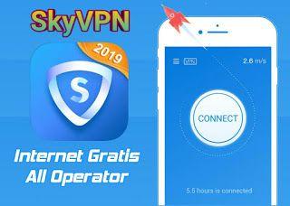 Cara Internet Gratis Menggunakan Skyvpn V1 6 45 Premium Apk Selancar Internet Aplikasi