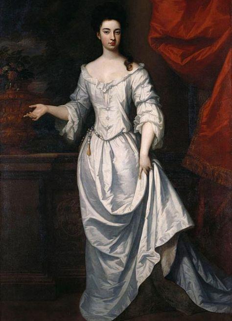 Skate-Schuhe Größe 7 offizielle Fotos Margaret Cecil, Countess of Ranelagh (1672-1728)... a ...