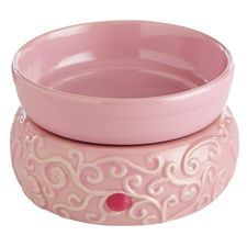 Pink Electric Oil Warmer