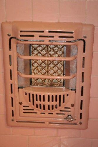 Gas Bathroom Heater In 2020 Bathroom Heater Heater Old Bathrooms