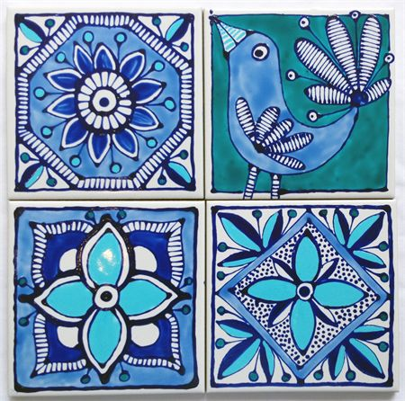 244 best AZULEJOS images on Pinterest | Tiles, Flooring tiles and ...