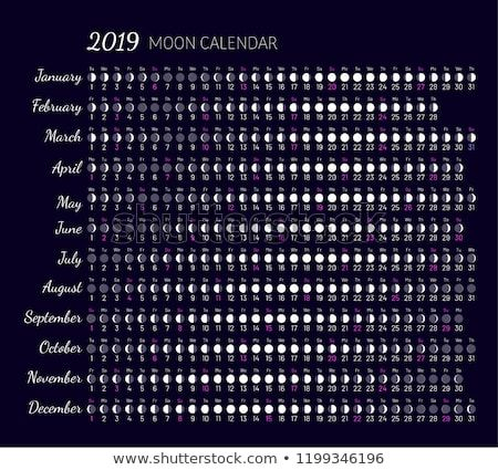 Full Moon Calendar 2020 Phases Moon Calendar Lunar Calendar