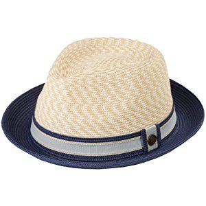9ef9d68a4a600 Dasmarca Summer Foldable Packable Multicoloured Trilby Hat - Adrian ...