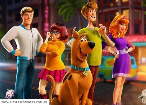 Invitacion De Cumpleanos De Scooby Doo Scooby Doo Invitaciones De Cumpleanos Virtuales Peliculas Completas