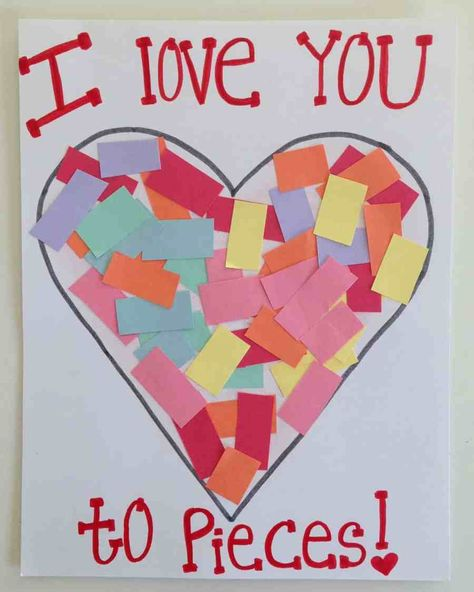 26 Fabulous Valentine's Day Crafts for Kids