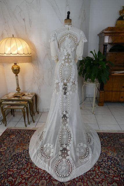 e42f2b32e15 ... gold embroidered tulle Belle Epoque inspired wedding dress by Joanne  Fleming Design. More Details · Tammy Schlesinger.  tamara2461. 18w. 2. More  Details