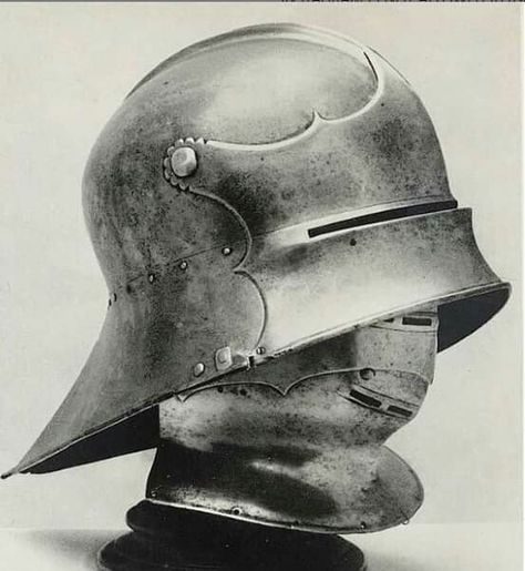 German sallet in the Lauder collection