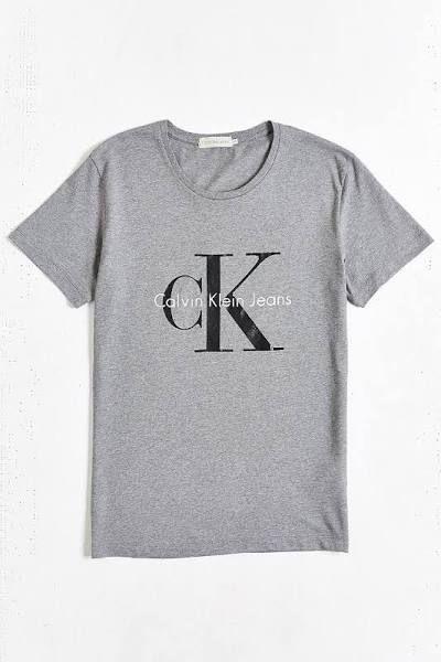 Calvin Klein T Shirt Men Calvin Klein Kleidung T Shirt Manner Hemd