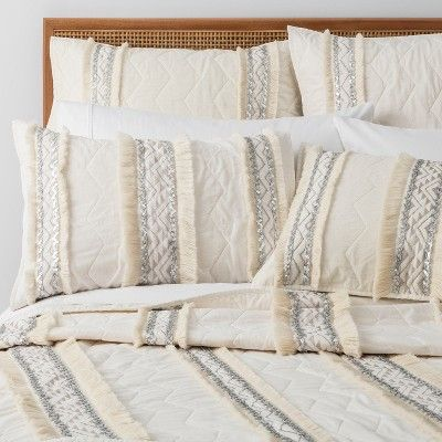 White Moroccan Wedding Bedding Collection Opalhouse Target Wedding Bed Moroccan Bed Twin Xl Bedding