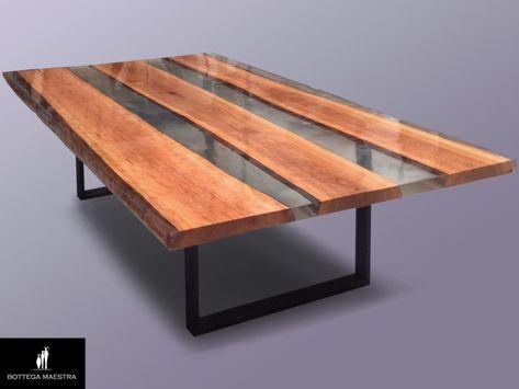 Resine Epoxy Pour Tables Jusqu A 10 Cm D Epaisseur 1 25 Kg