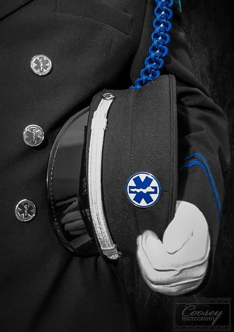 EMS Honor Guard  © Coosey Photography
