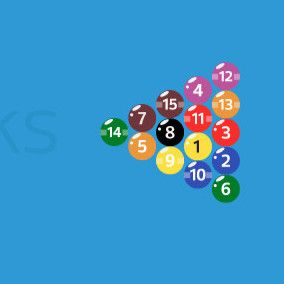 What Is The Correct Way To Rack 8 Ball Pool Pool Balls Pool Games Ball
