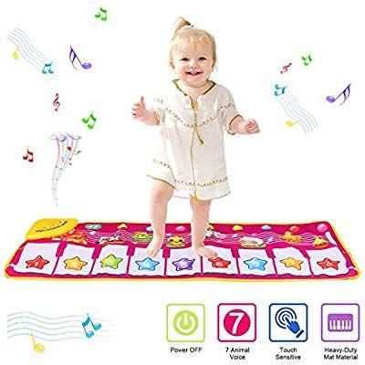 Proacc Klavier Playmat Kinder Klaviertastatur Musik Playmat Spielzeug Grosse Grosse 39 14 Zoll Lustige Ta Tapis De Jeux Bebe Tapis De Jeu Piano Pour Enfant
