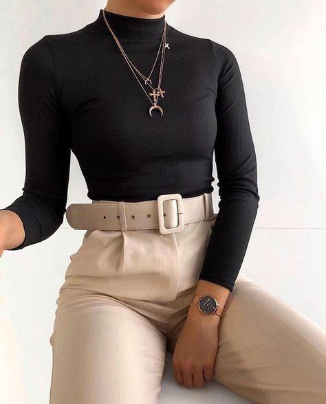 Lass dich inspirieren: Business Outfit Damen #Bürokleidung #businessoutfit #BusinessMode #BüroOutfit #nachhaltigemodefrauen #modetipps