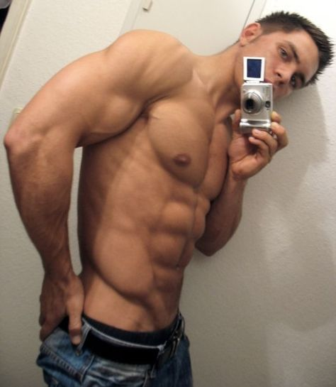 #camera and #muscles