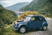 Rare Citroen 2CV Sahara, The Story of a French Classic Car -