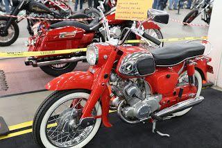 1966 Honda Ca160 On Display At The 2018 Denver Motorcycle Expo Motorcycle Expo Honda Motorcycle
