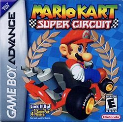 Play Mario Kart Super Circuit Online Free Gba Game Boy