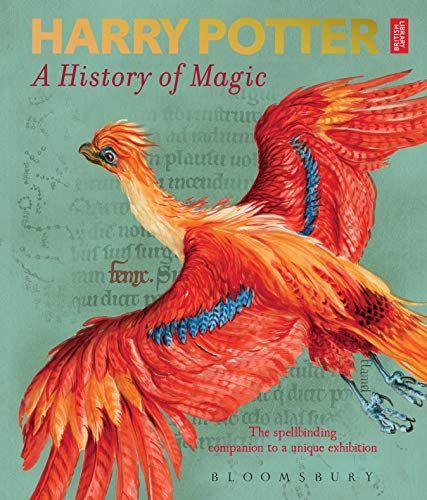 Ebook Epub Harry Potter A History Of Magic The Book Of The Exhibition Pdf Ebook Epub Kindle Magie Harry Potter Zauberkunst