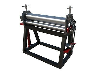 Building A Slip Roll Machine Sheet Metal Roller Metal Fabrication Tools Metal Working Tools