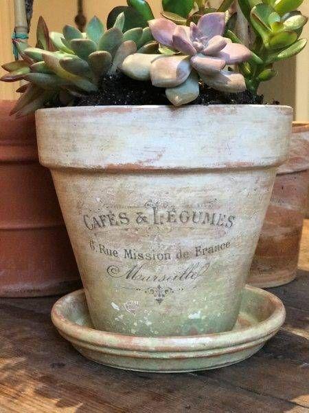 Diy Projects Aging Terra Cotta Pots Diy Terra Cotta Pots Terra Cotta Pot Crafts