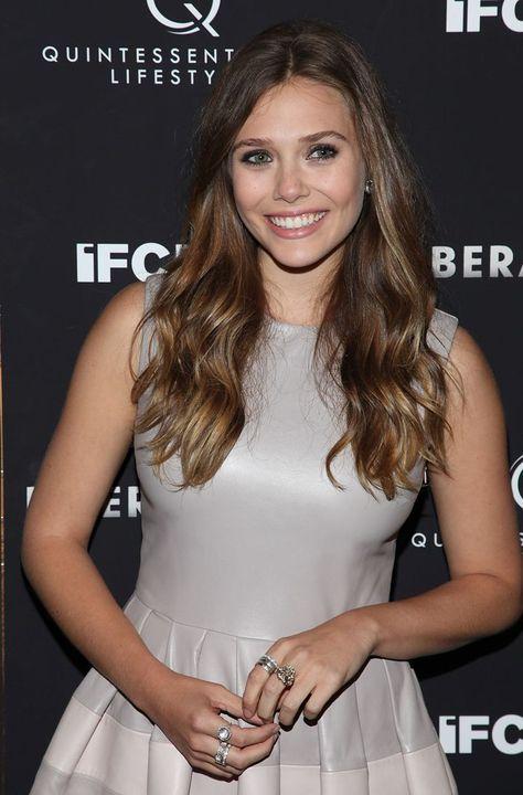 Elizabeth Olsen: 'Oldboy' Role Is 'Really Exciting'