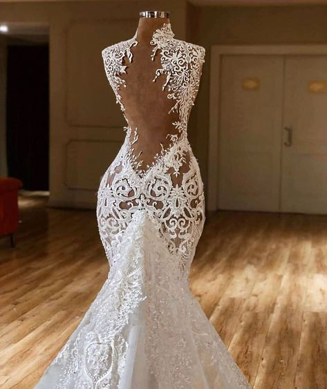 Stunning wedding dresses - How To Look Extra Glam and Classic On Your Wedding Day 5 New Dresses For Curvy Ladies 2020 – Stunning wedding dresses Stunning Wedding Dresses, Dream Wedding Dresses, Bridal Dresses, Beautiful Dresses, Wedding Gowns, Prom Dresses, Sexy Dresses, Elegant Dresses, Boho Wedding