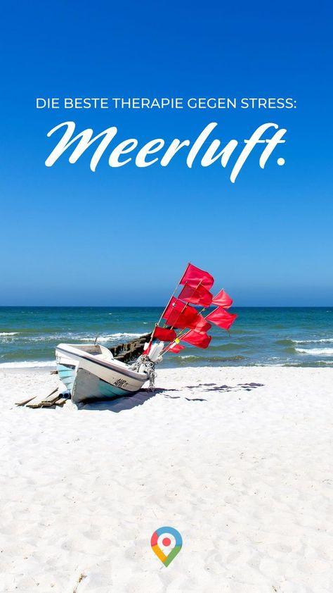 Die beste Therapie gegen Stress! Meeluft - Ostsee Ferienwohnungen, Fischland Dar... - #beste #Dar #Die #Ferienwohnungen #Fischland #gegen #Meeluft #ostsee #Stress #Therapie