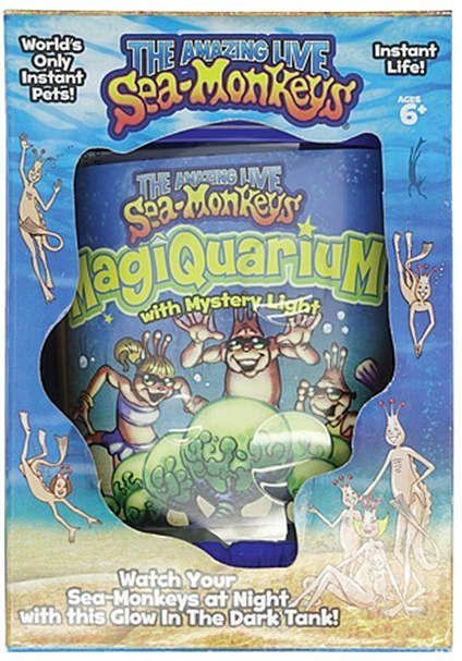 Schylling Sea Monkey Magniquarium Sponsored Sea Schylling