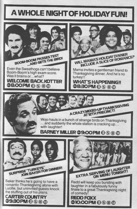 tv guide 1977 -
