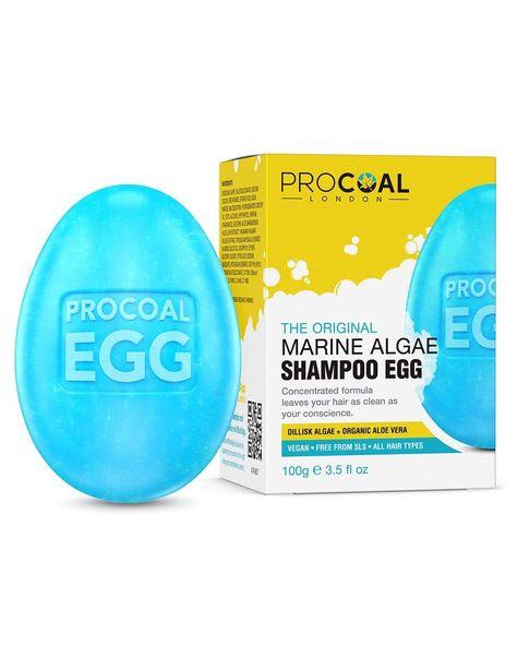 Marine Algae Shampoo Egg