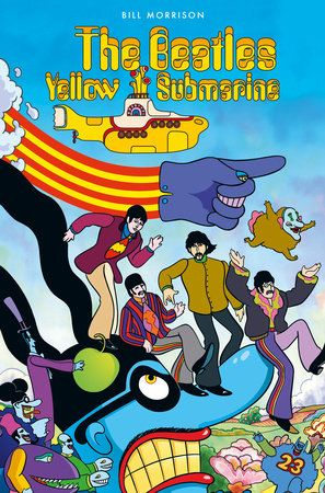 Celebrating the 50th anniversary of the Beatles' Yellow Submarine comes thisfully authorized graphic novel adaptation.    The Beatles are recruited by the Captain of the Yellow Submarine to help himfree Sgt. Pepper's Lonely Hearts Club Band, and the world of Pepperland fromthe music-hating Blue Meanies.    The music-loving, underwater paradise of Pepperland has been overrun by themusic-hating Blue Meanies and their leader, Chief Blue Meanie. They turn thepeople of Pepperland into living statues
