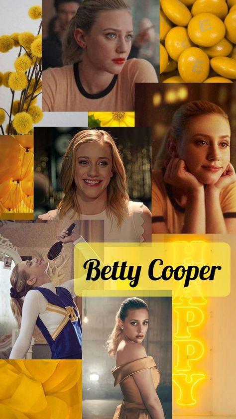Betty Cooper in Yellow