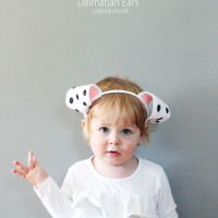 List Of Pinterest 101 Dalmations Costume Diy Ears Pictures
