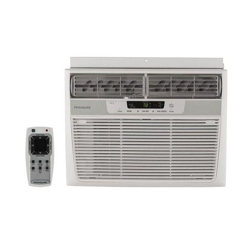 Frigidaire 12 000 Btu 115 Volt Window Mounted Compact Air