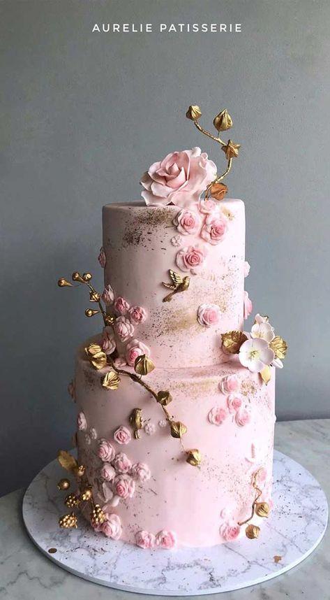 graduation celebration ideas Possibly The Prettiest Wedding Cakes Ever