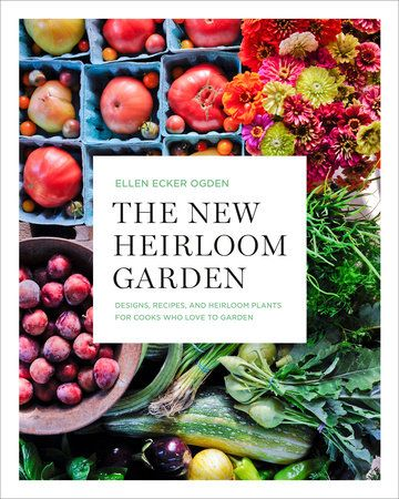 Design a beautiful and self-sufficient garden; learn the secrets of heirloomvegetables, herbs, and flowers; and enjoy 55 seasonal recipes featuring thefruits of your labor--all with one book!    Heirlooms are more than just delicious ingredients or beautiful flowers--theirseeds offer us a connection with the earth, and each one tells a story. Authorand garden lecturer Ellen Ecker Ogden was inspired to preserve the diversityof plants that are slipping away after learning that we have lost over 85