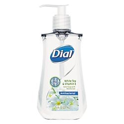 Dial Antimicrobial Liquid Soap 7 5 Oz White Tea Liquid Soap