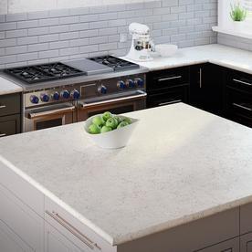 Allen Roth Cosmic Vapor Quartz Kitchen Countertop Sample Lowes Com Kitchen Countertops Kitchen Countertop Samples Quartz Kitchen
