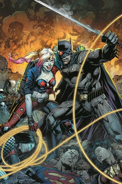 Justice League, Suicide Squad Will Collide in Comics Miniseries (Exclusive Art Reveal) - Speakeasy - WSJ