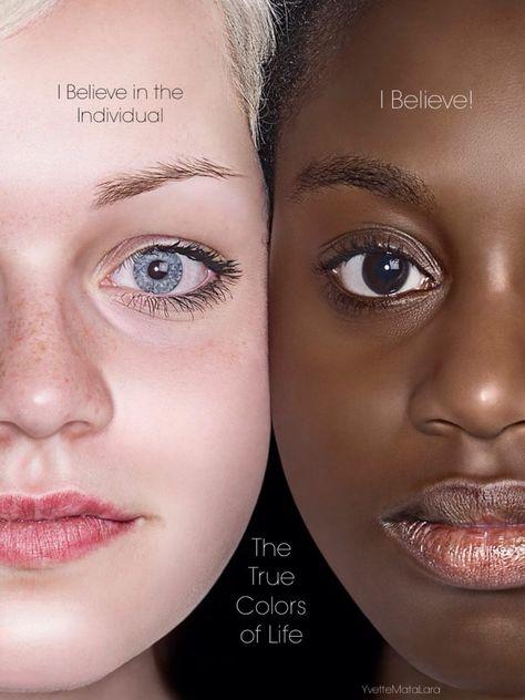 I Believedile No Al Racismo Created By Yvettematalara