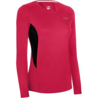 36db2e0282c7 camisetas deportivas de mujer manga larga | vestidos | Camisetas ...