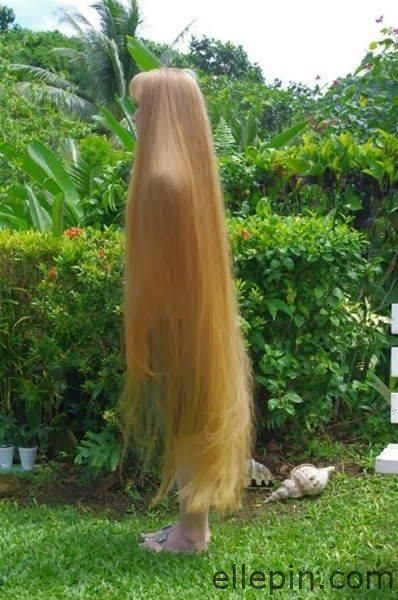Do You Wonder The Ladies With The Longest Hair In The World We